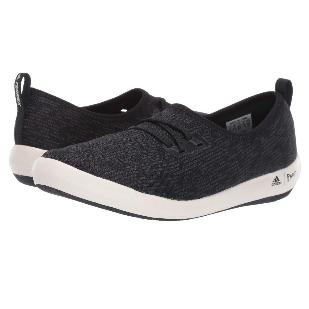 アディダス adidas Outdoor レディース シューズ・靴【Terrex CC Boat Sleek Parley】Black/Carbon/Chalk White