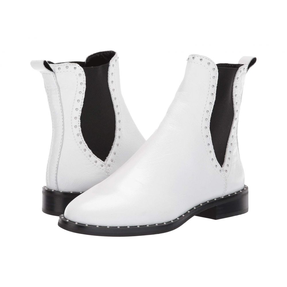レベッカ ミンコフ Rebecca Minkoff レディース シューズ・靴 ブーツ【Sabeen】Optic White/Black