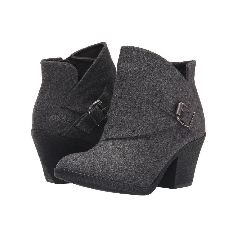 ブローフィッシュ Blowfish レディース シューズ・靴 ブーツ【Suba】Grey Two-Tone Flannel