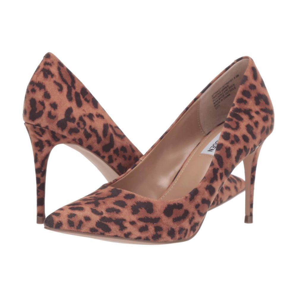 スティーブ マデン Steve Madden レディース シューズ・靴 パンプス【Attract】Leopard
