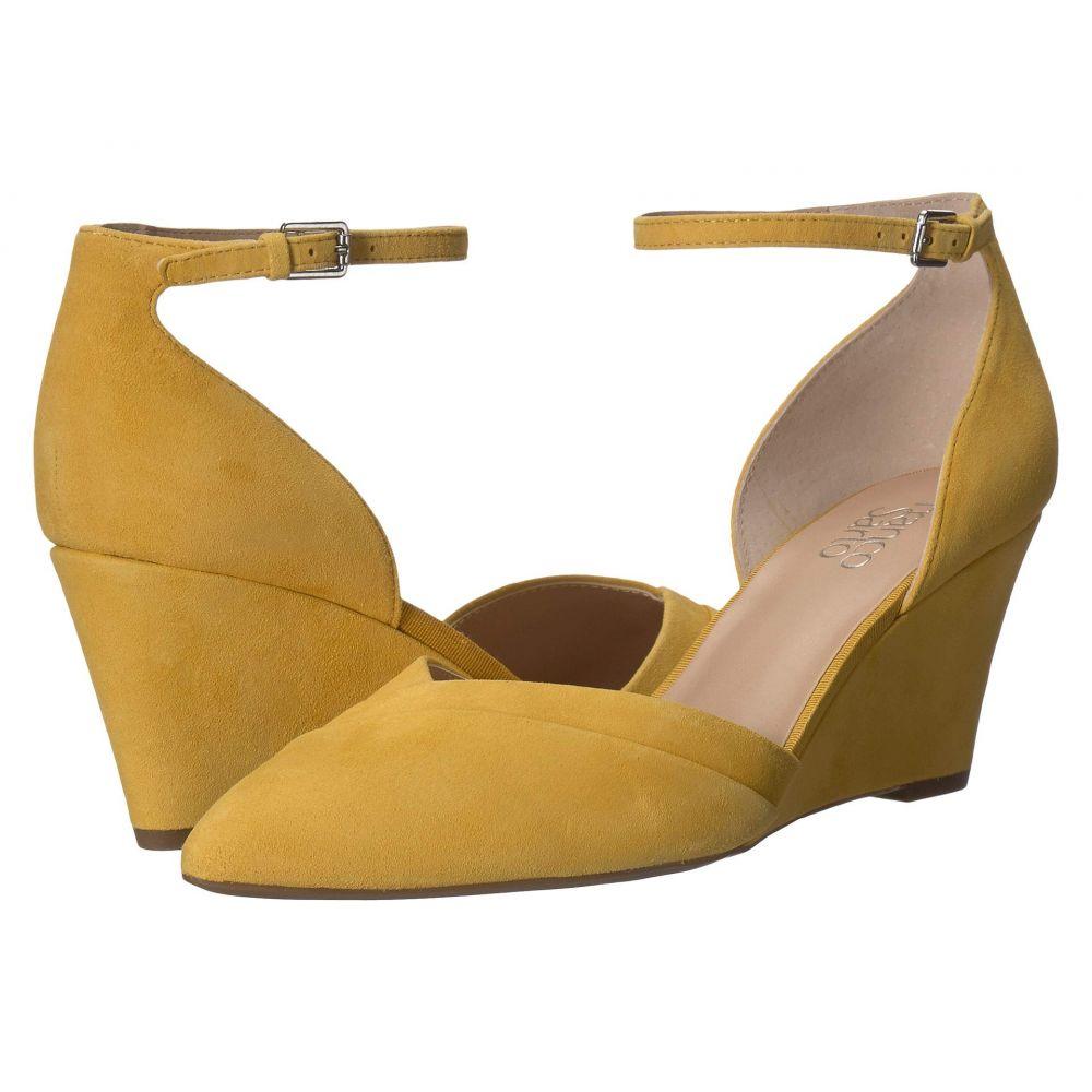 フランコサルト Franco Sarto レディース シューズ・靴 ヒール【Faye】Summer Yellow