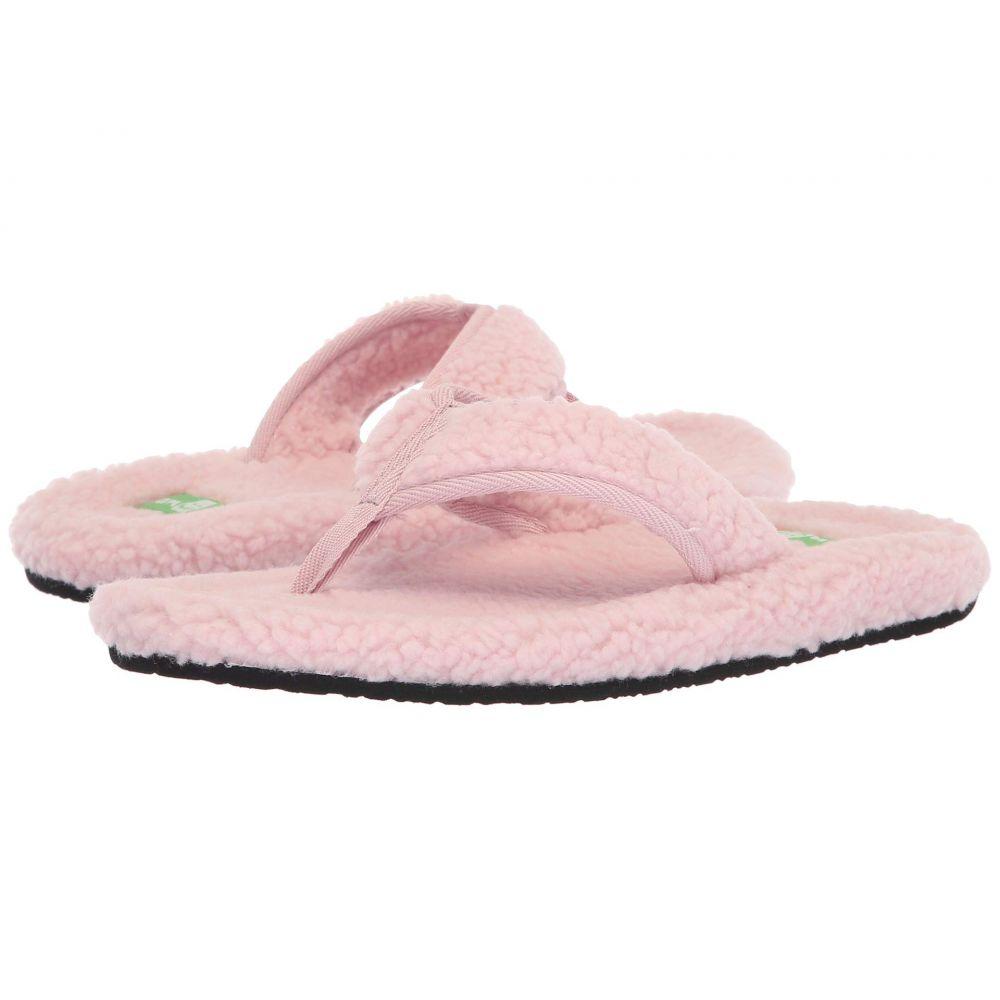 サヌーク Sanuk レディース シューズ・靴 ビーチサンダル【Furreal Classic Chill】Pink