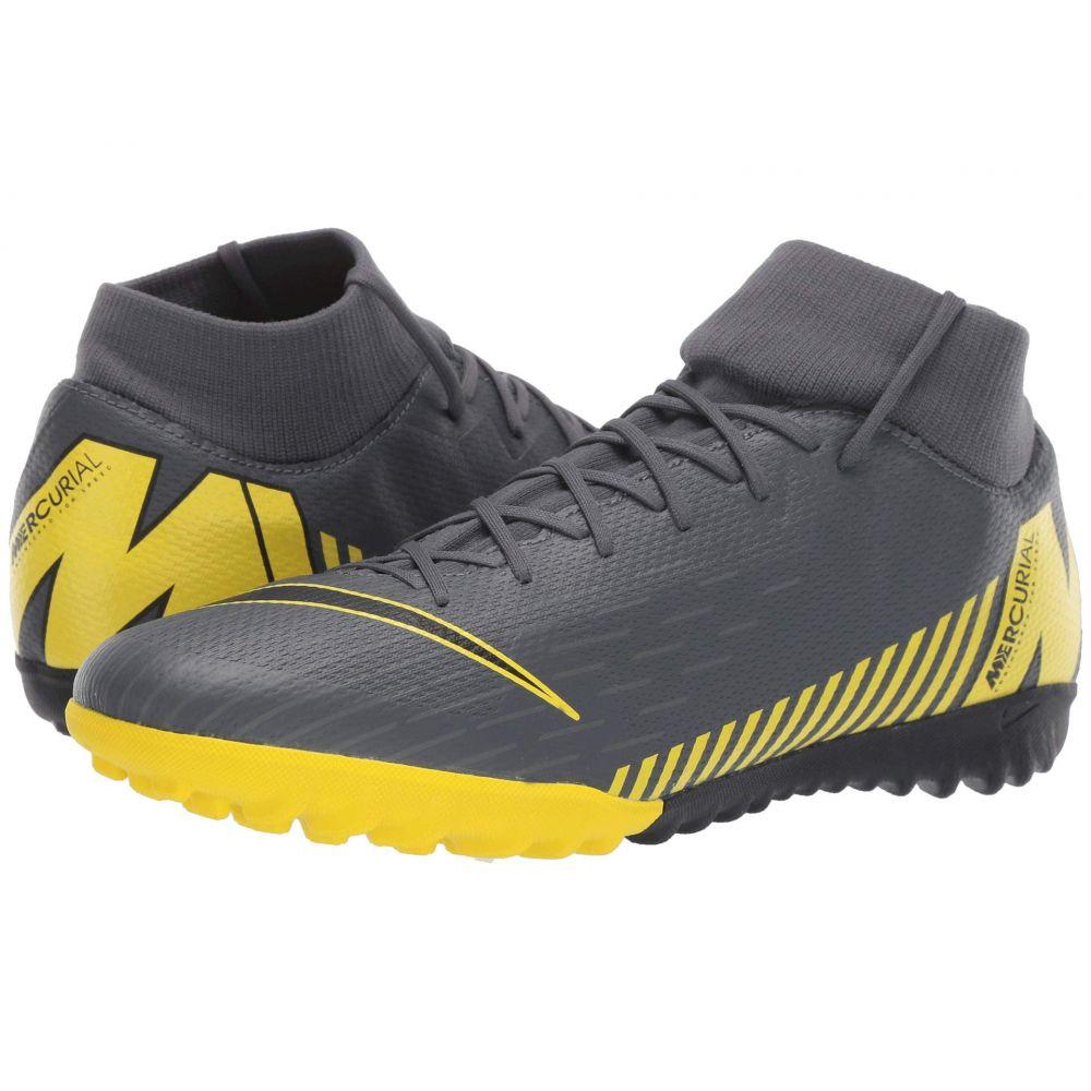 ナイキ Nike メンズ サッカー シューズ・靴【SuperflyX 6 Academy TF】Dark Grey/Black/Opti Yellow