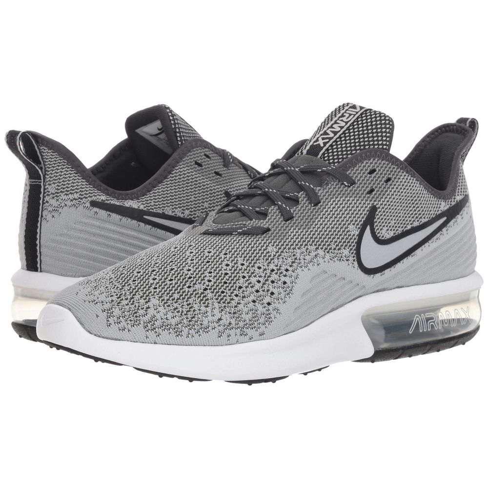 ナイキ Nike メンズ ランニング・ウォーキング シューズ・靴【Air Max Sequent 4】Wolf Grey/Wolf Grey/Anthracite/White