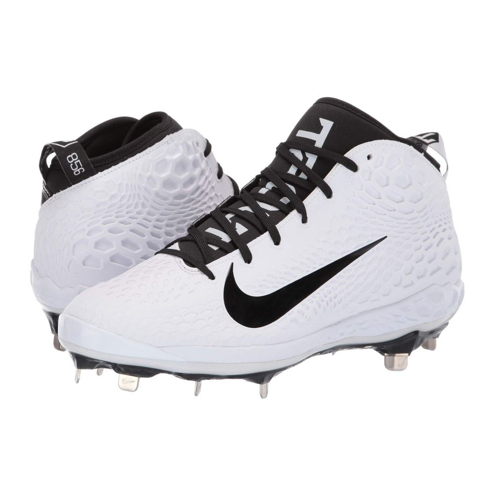 ナイキ Nike メンズ 野球 シューズ・靴【Force Zoom Trout 5】White/Black
