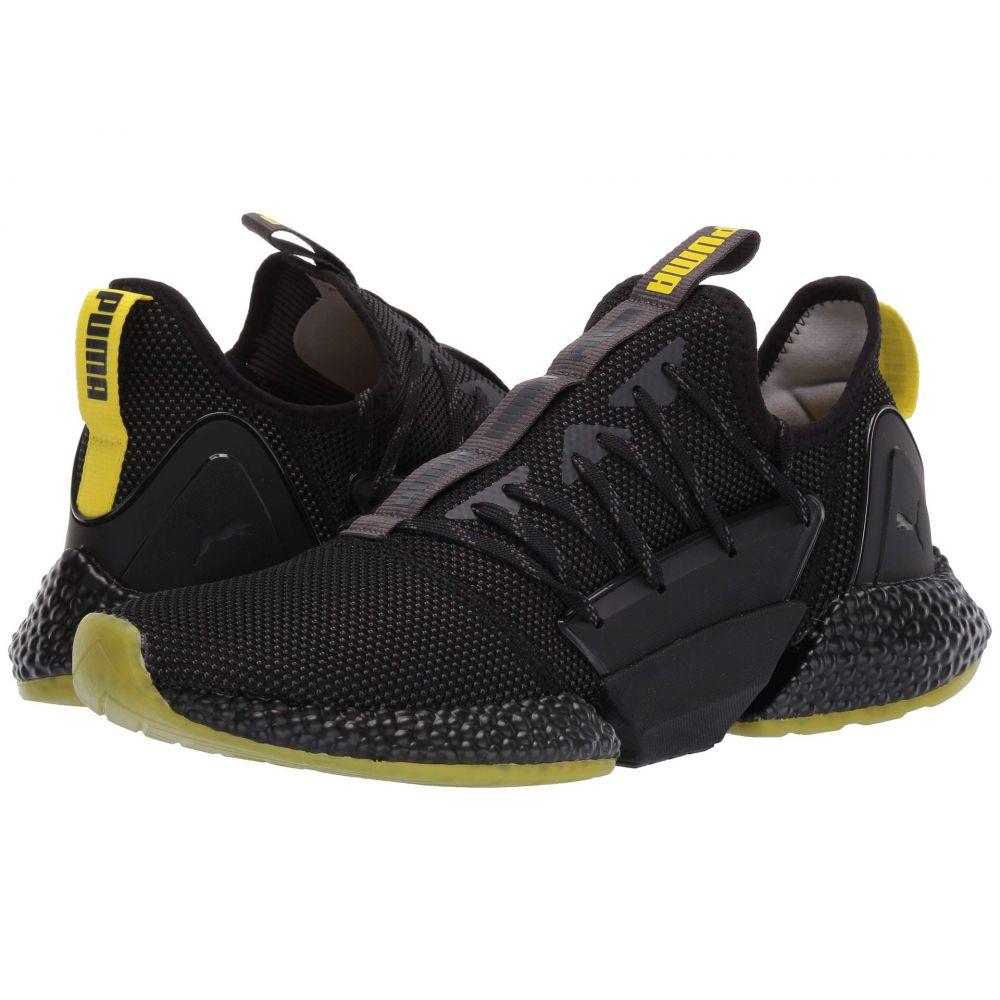 プーマ PUMA メンズ ランニング・ウォーキング シューズ・靴【Hybrid Rocket Runner】Asphalt/Puma Black/Blazing Yellow