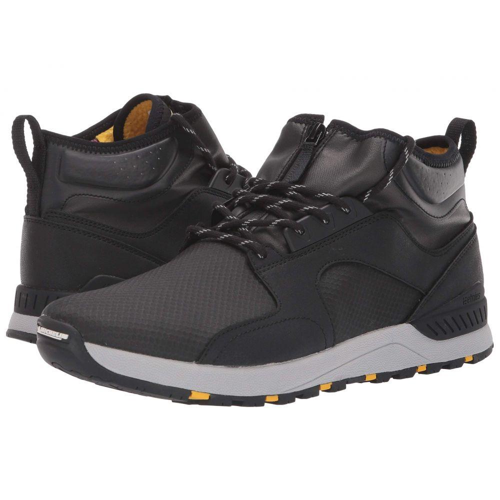 エトニーズ etnies メンズ シューズ・靴 スニーカー【Cyprus HTW X 32】Black/Grey/Yellow