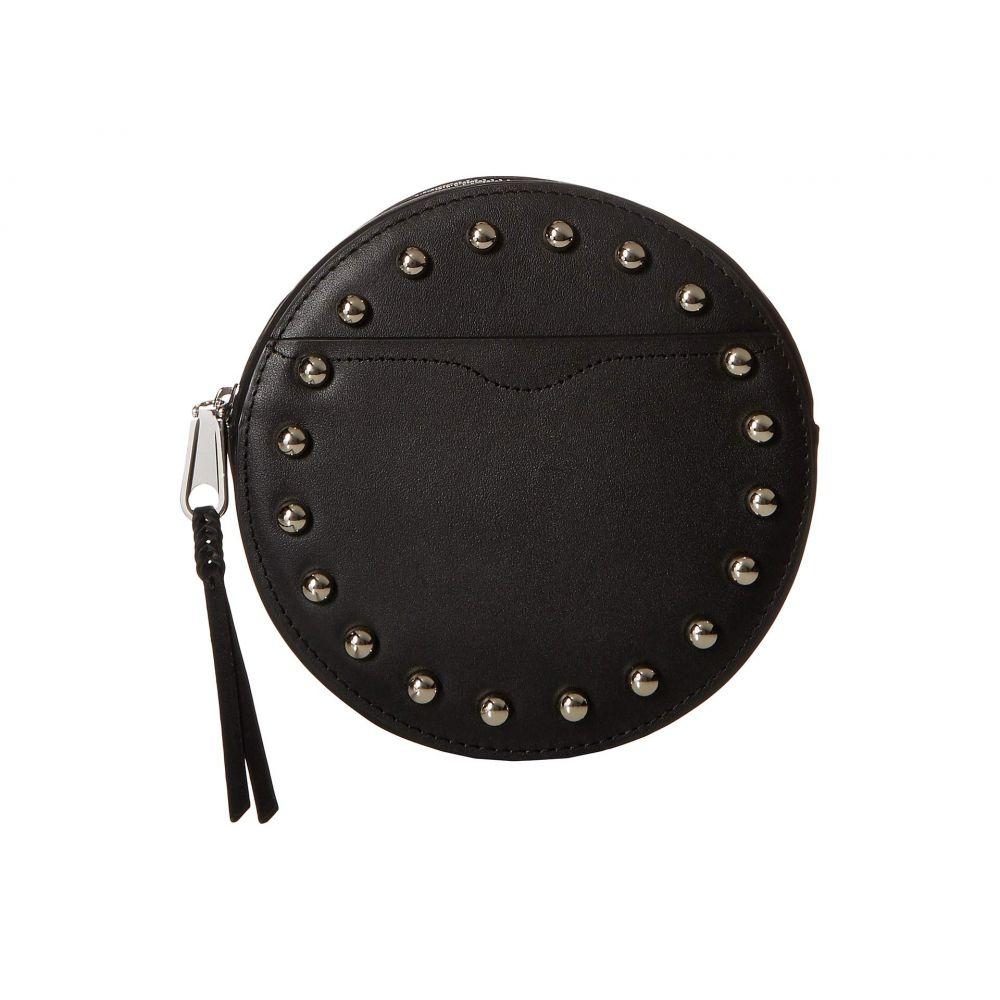 レベッカ ミンコフ Rebecca Minkoff レディース バッグ ボディバッグ・ウエストポーチ【20 mm Studded Belt Bag】Black