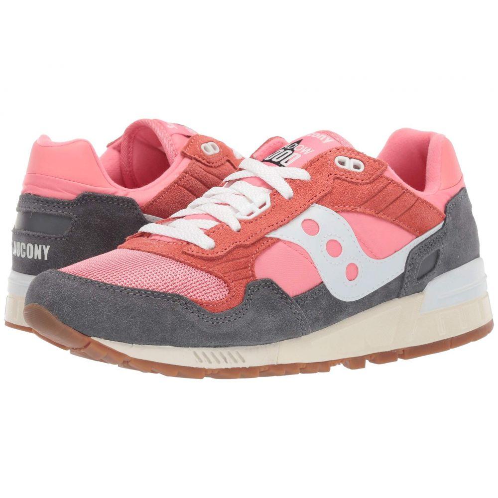 サッカニー Saucony Originals メンズ シューズ・靴 スニーカー【Shadow 5000 Vintage】Pink/White