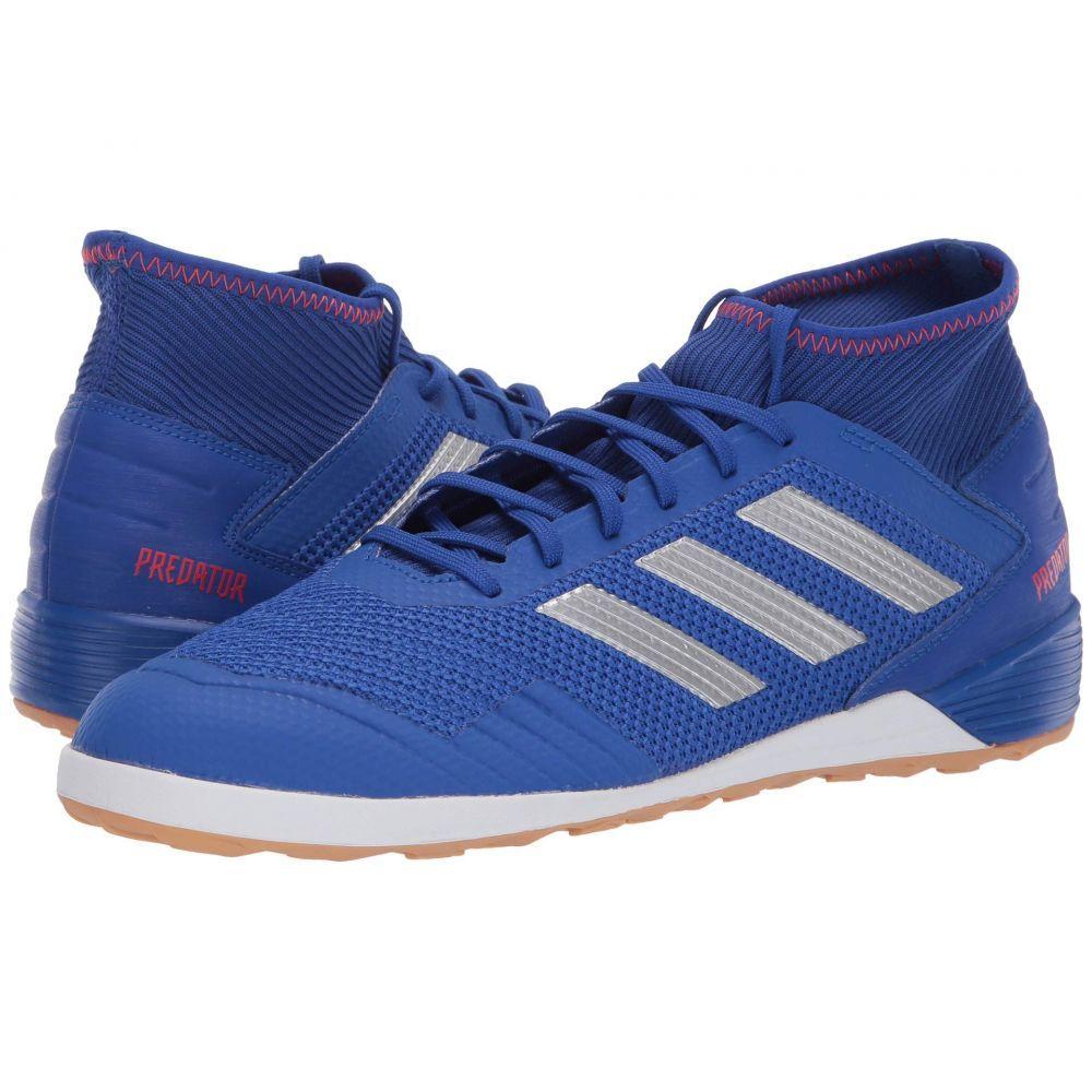 アディダス adidas メンズ サッカー シューズ・靴【Predator 19.3 IN】Bold Blue/Silver Metallic/Active Red