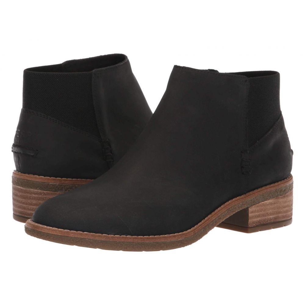 スペリー Sperry レディース シューズ・靴 ブーツ【Maya Lani】Black Leather