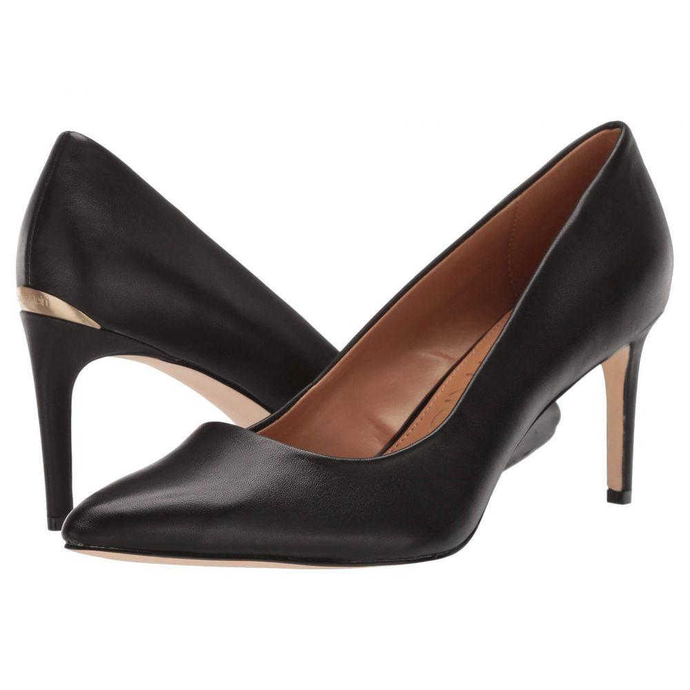 カルバンクライン Calvin Klein レディース シューズ・靴 パンプス【Kirstin】Black
