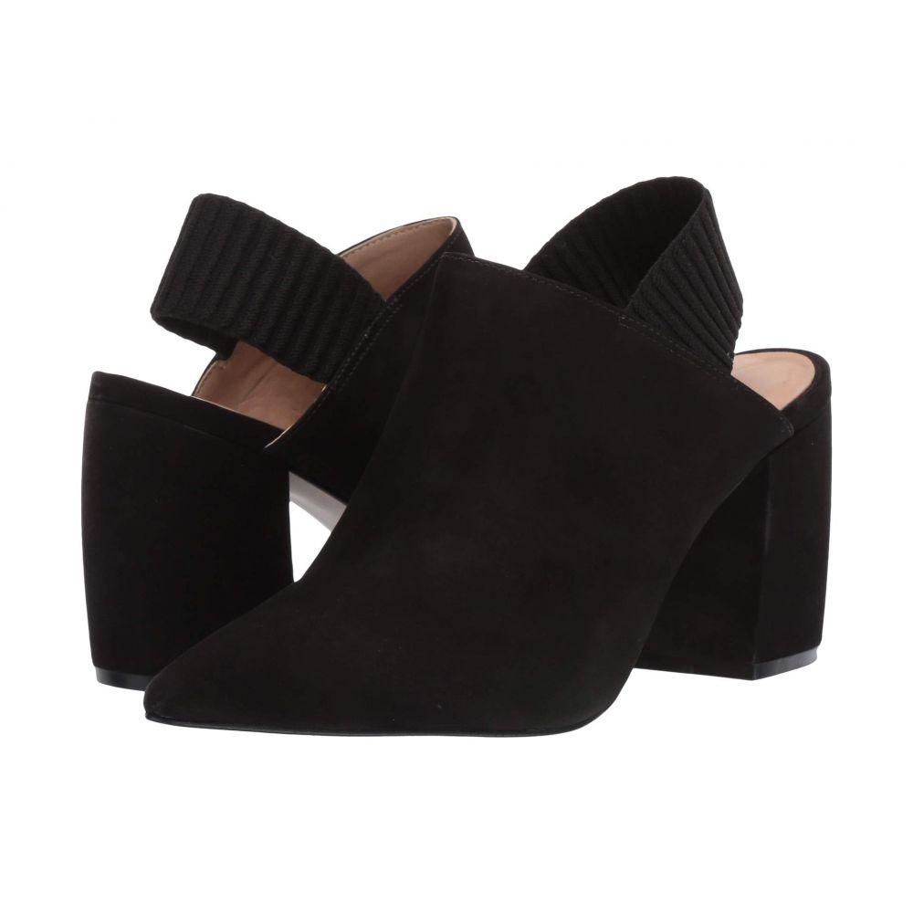 マッテオ マッシモ Massimo Matteo レディース シューズ・靴 ブーツ【Rochelle Mule】Black Nubuck