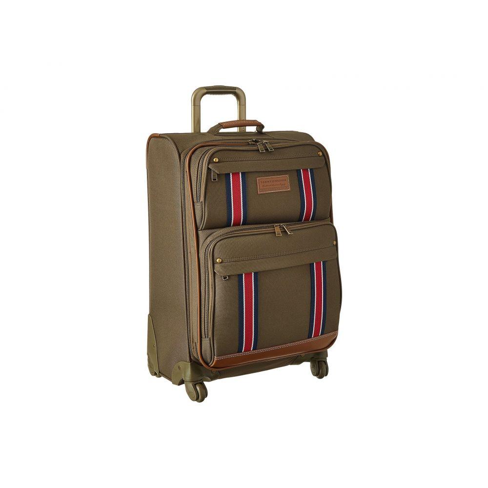 トミー ヒルフィガー Tommy Hilfiger レディース バッグ スーツケース・キャリーバッグ【Berkeley Upright 25 Suitcase】Olive