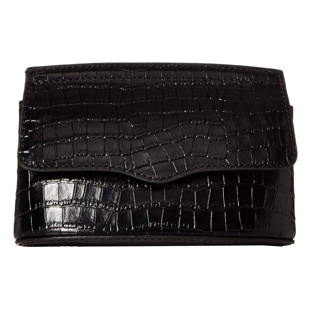 レベッカ ミンコフ Rebecca Minkoff レディース バッグ ボディバッグ・ウエストポーチ【20 mm Belt Bag】Black