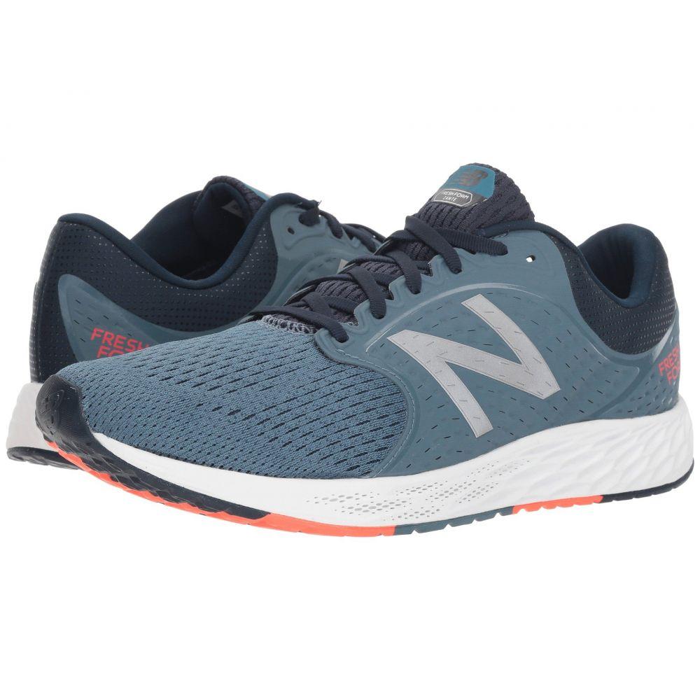 ニューバランス New Balance メンズ ランニング・ウォーキング シューズ・靴【Fresh Foam Zante v4】Petrol/Galaxy