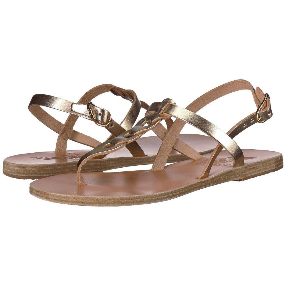 エンシェント グリーク サンダルズ Ancient Greek Sandals レディース シューズ・靴 サンダル・ミュール【Lito Links】Platinum Vachetta