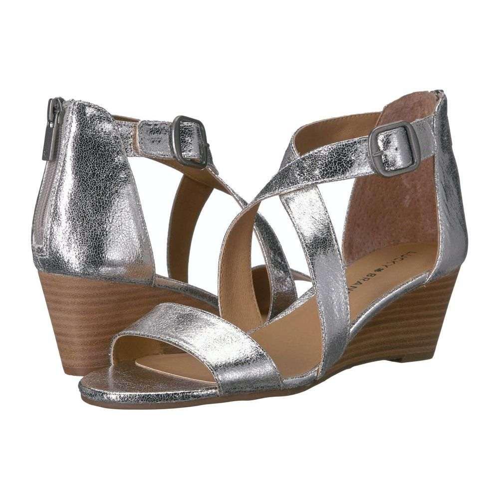 ラッキーブランド Lucky Brand レディース シューズ・靴 サンダル・ミュール【Jenley】Silver