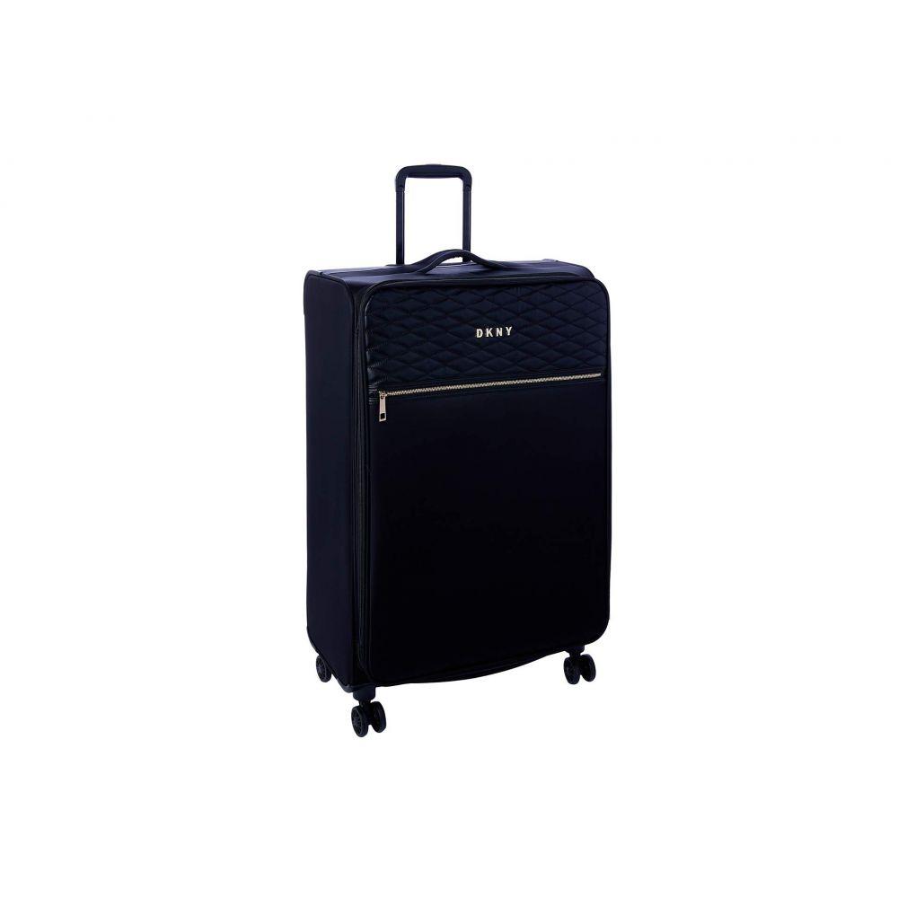 ダナ キャラン ニューヨーク DKNY レディース バッグ スーツケース・キャリーバッグ【29 Quilted Softside】Black