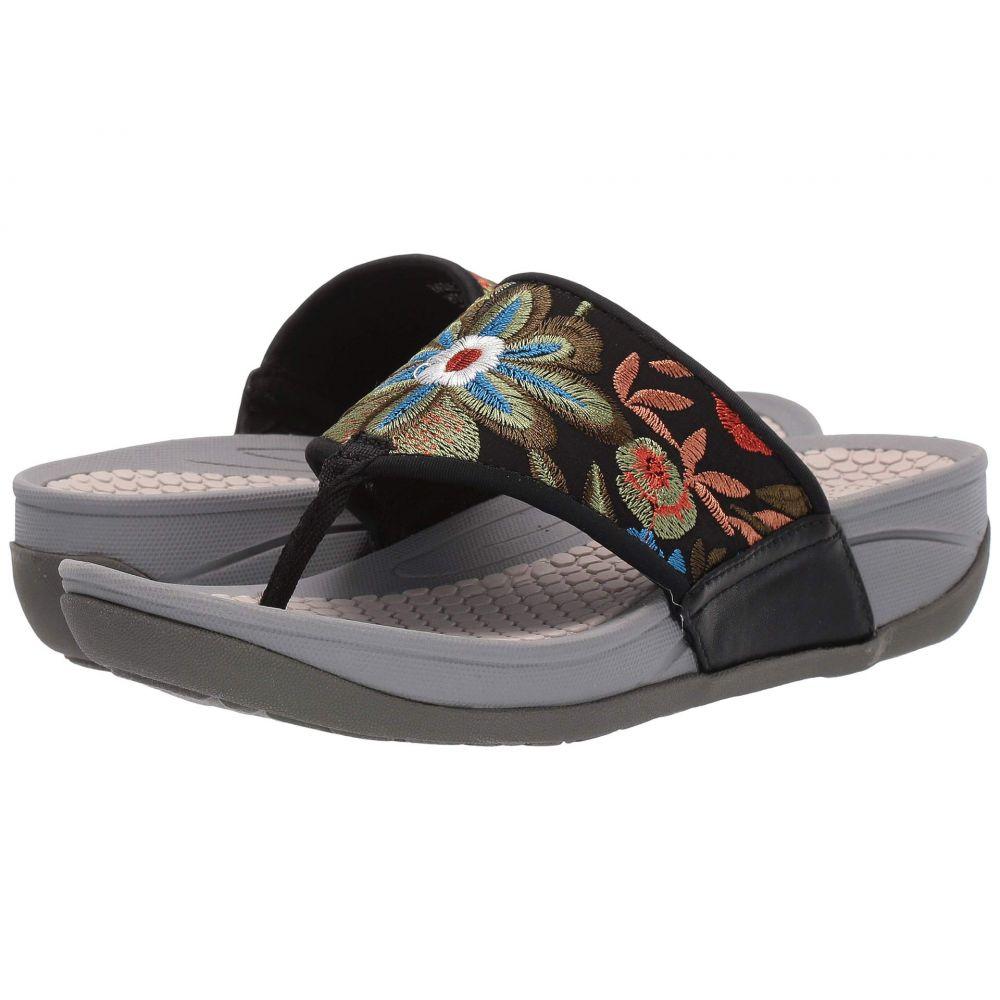 ベアトラップ Baretraps レディース シューズ・靴 ビーチサンダル【Dasie】Black Multi