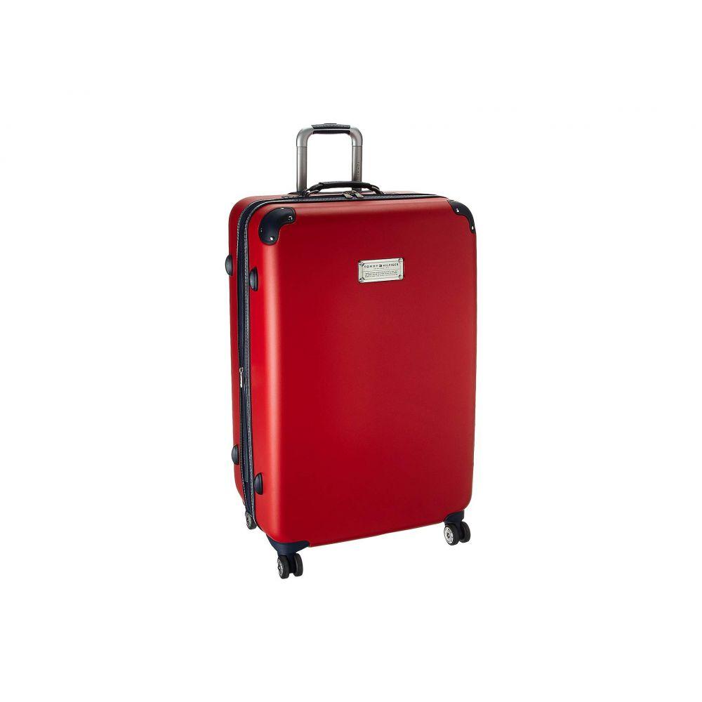 トミー ヒルフィガー Tommy Hilfiger ユニセックス バッグ スーツケース・キャリーバッグ【28 Rio Upright】Red