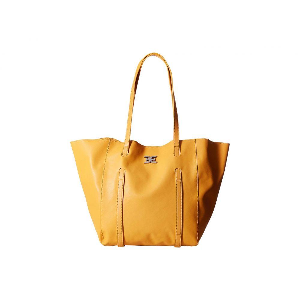 サム エデルマン Sam Edelman レディース バッグ トートバッグ【Isabella EE Logo Tote】Amber Yellow