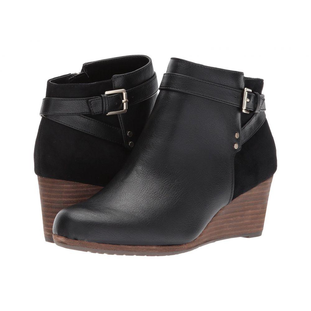 ドクター ショール Dr. Scholl's レディース シューズ・靴 ブーツ【Double】Black