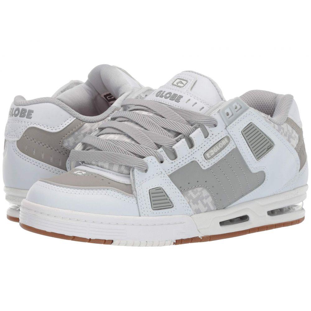 グローブ Globe メンズ シューズ・靴 スニーカー【Sabre】White/Grey/Gum
