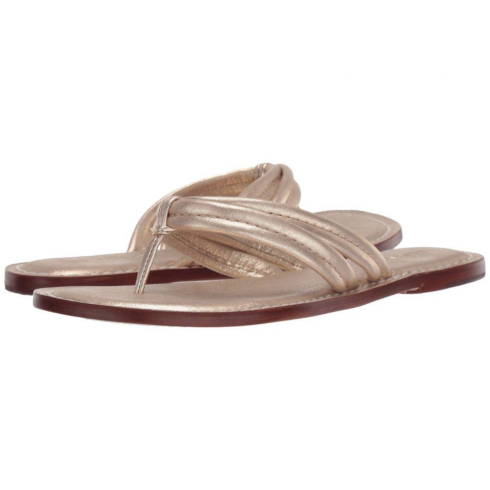 ベルナルド Bernardo レディース シューズ・靴 ビーチサンダル【Miami Sandal】Distressed Platinum