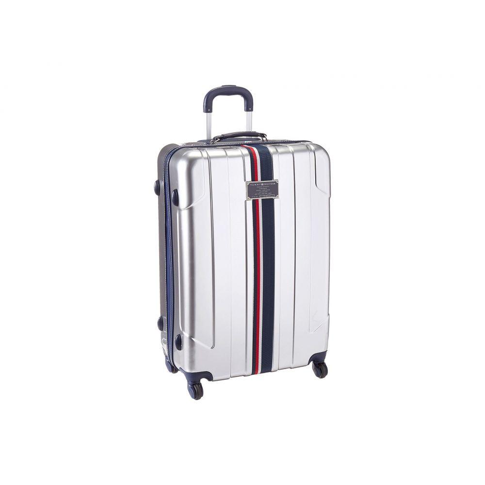 トミー ヒルフィガー Tommy Hilfiger ユニセックス バッグ スーツケース・キャリーバッグ【Lochwood Upright 28 Suitcase】Silver
