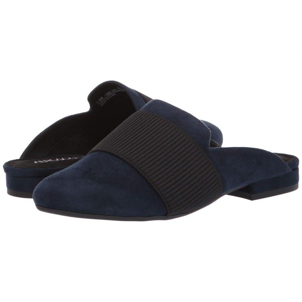 エアロソールズ Aerosoles レディース シューズ・靴【Look Out】Dark Blue Fabric