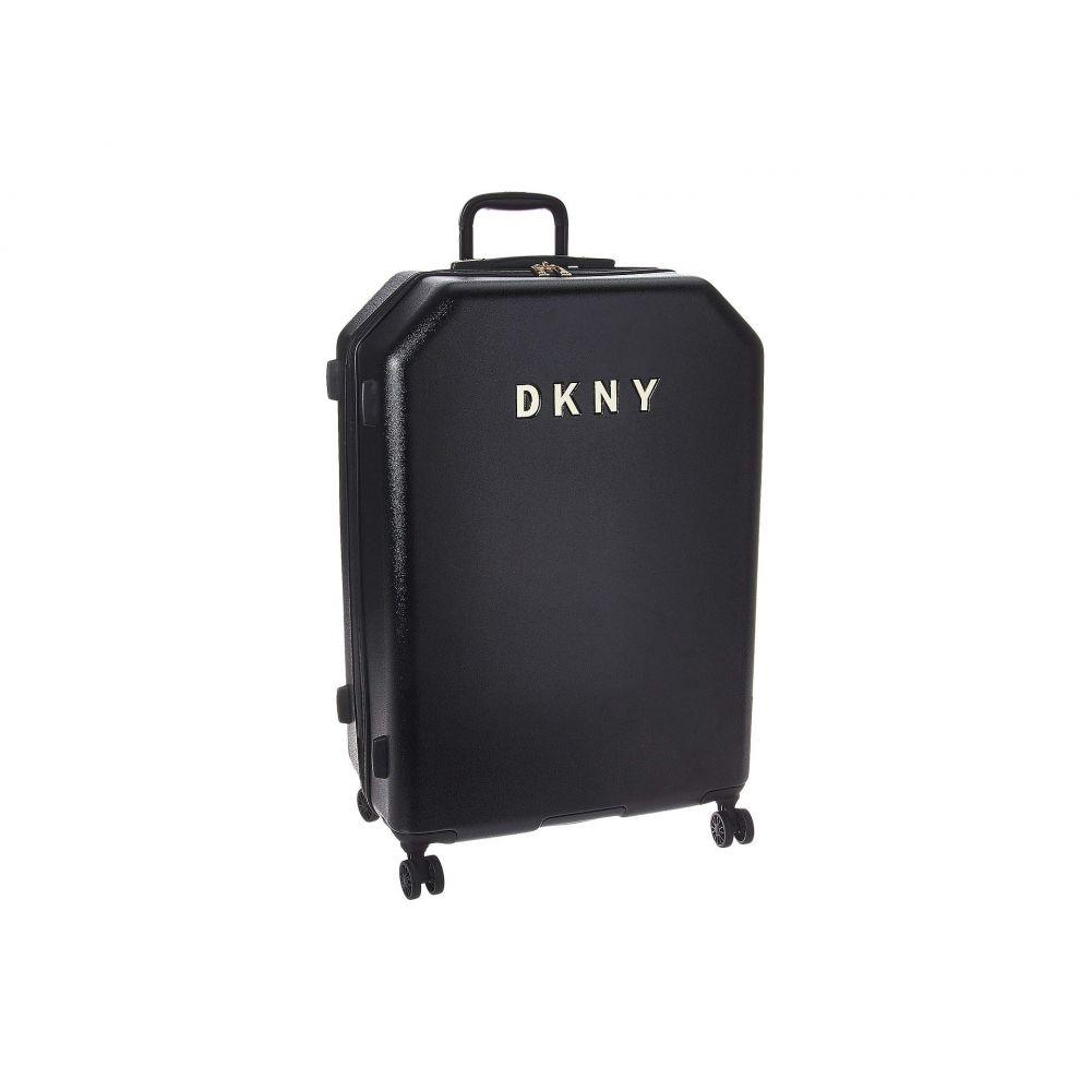 ダナ キャラン ニューヨーク DKNY レディース バッグ スーツケース・キャリーバッグ【28 Metal Logo Hardside Upright】Black