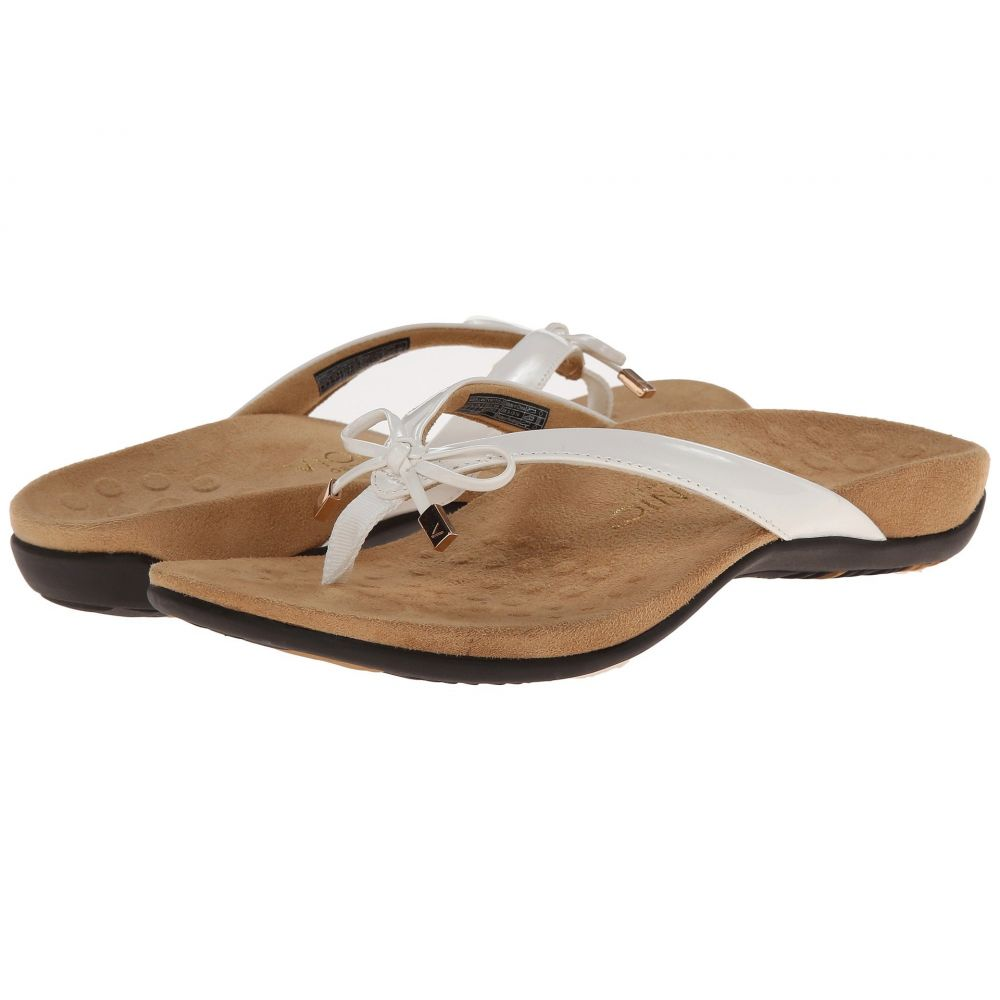 バイオニック VIONIC レディース シューズ・靴 ビーチサンダル【Bella II】White
