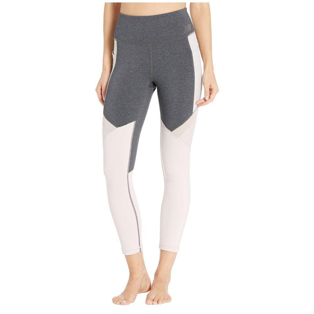 ニューバランス New Balance レディース ボトムス・パンツ クロップド【High-Rise Transform Pocket Crop Pants】Conch Shell Heather