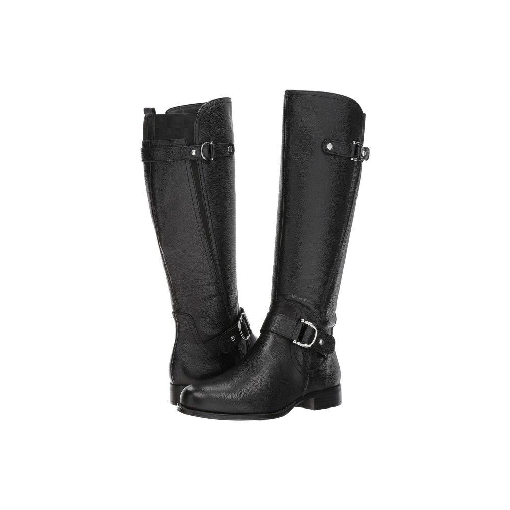 ナチュラライザー Naturalizer レディース シューズ・靴 ブーツ【Jenelle】Black Tumbled Leather