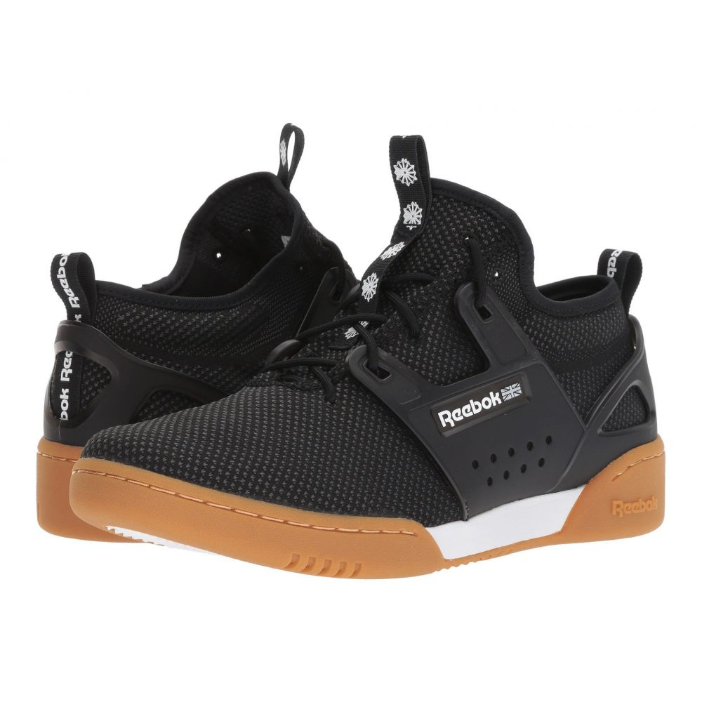 リーボック Reebok Lifestyle メンズ シューズ・靴 スニーカー【Workout ULS ULTK】Black/White/Gum