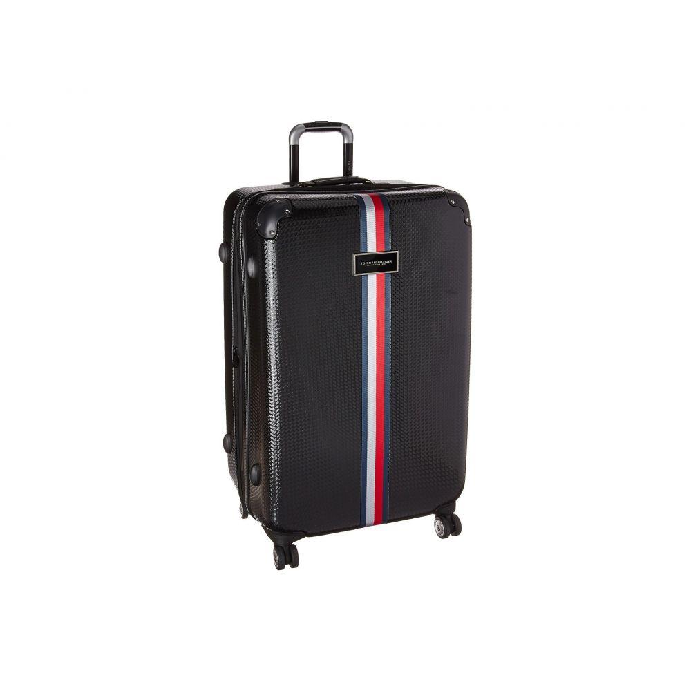 トミー ヒルフィガー Tommy Hilfiger ユニセックス バッグ スーツケース・キャリーバッグ【Basketweave 28 Upright Suitcase】Cr?me