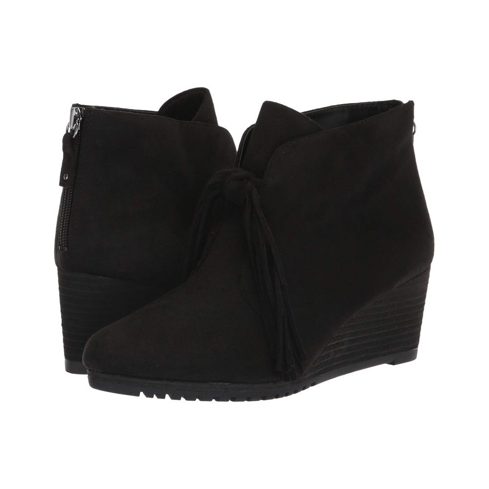 ドクター ショール Dr. Scholl's レディース シューズ・靴 ブーツ【Classify】Black Microfiber