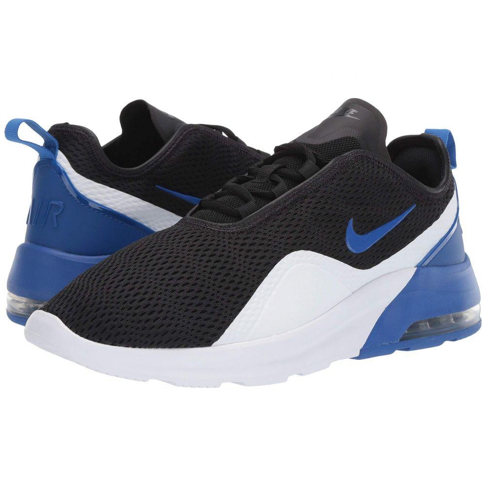 ナイキ Nike メンズ シューズ・靴 スニーカー【Air Max Motion 2】Black/Game Royal/White