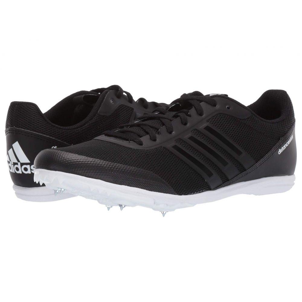 アディダス adidas Running レディース ランニング・ウォーキング シューズ・靴【Distancestar Spikes】Core Black/Core Black/Footwear White