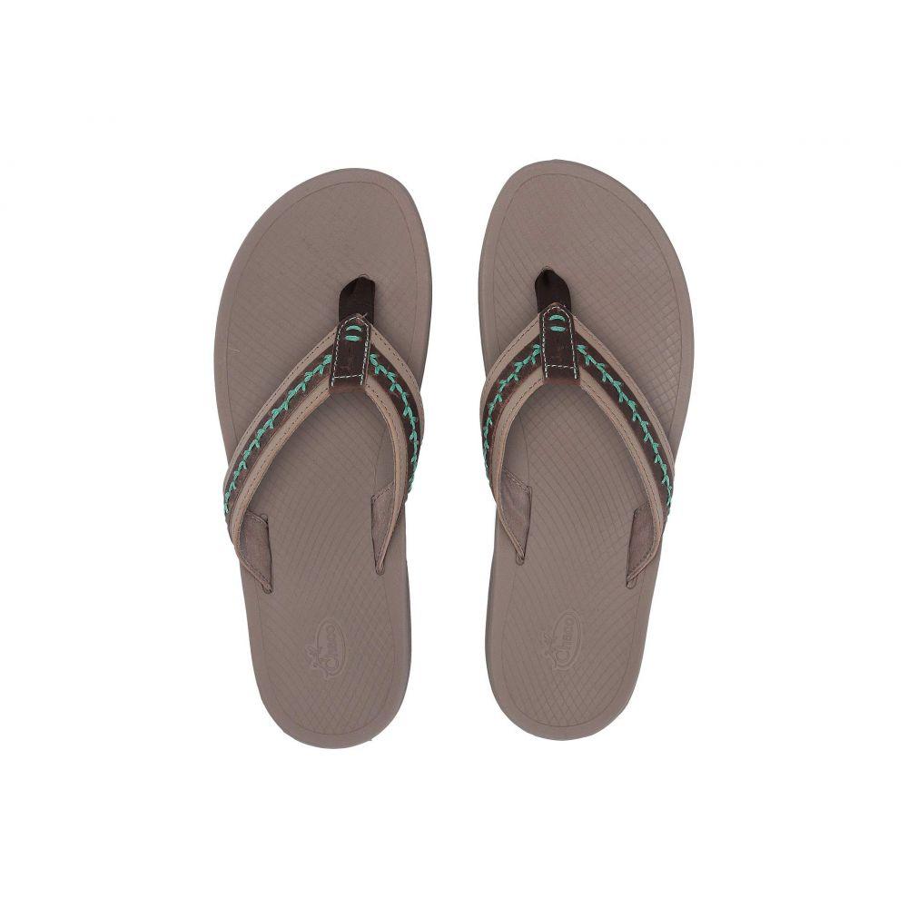 チャコ Chaco レディース シューズ・靴 ビーチサンダル【Playa Pro Leather】Tan