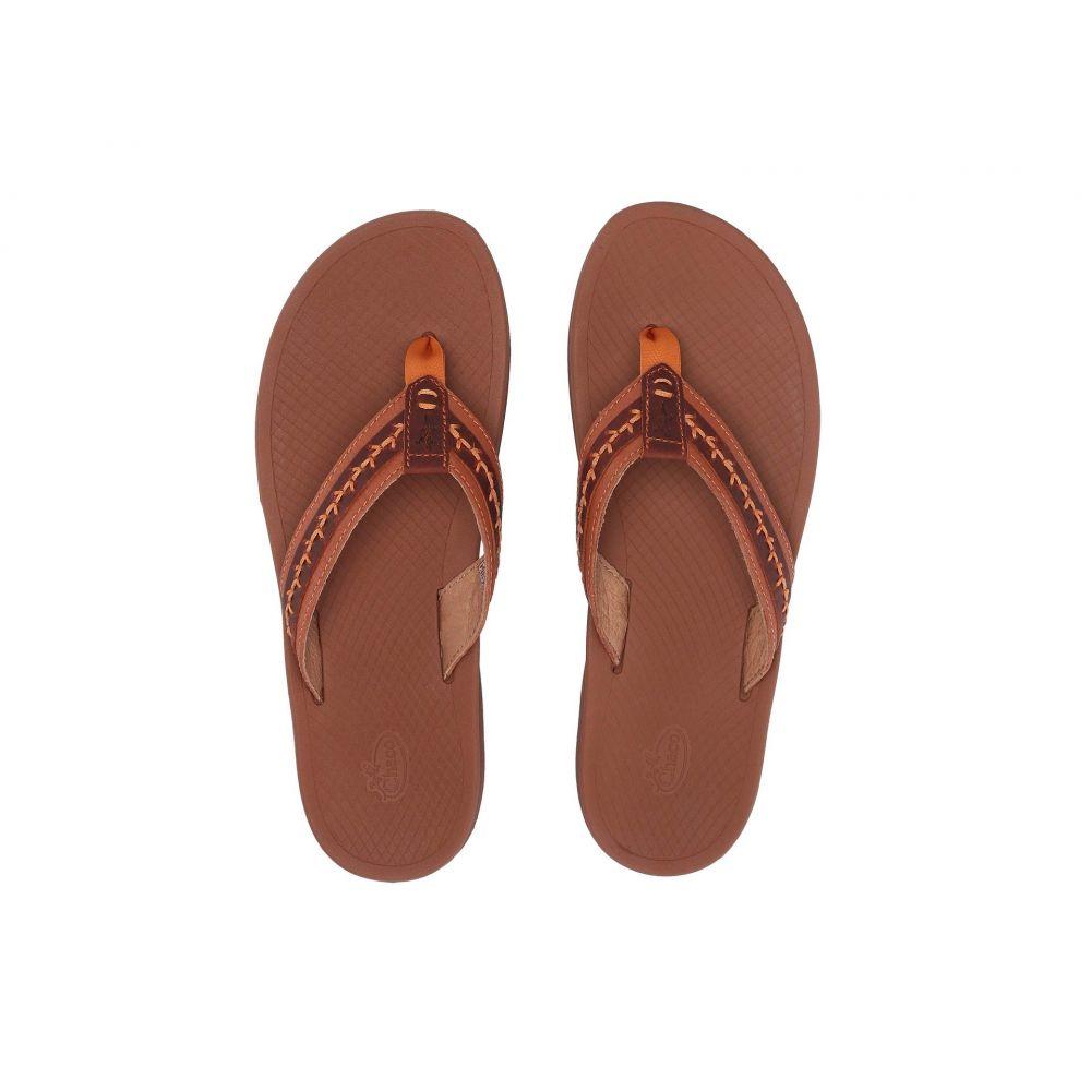 チャコ Chaco レディース シューズ・靴 ビーチサンダル【Playa Pro Leather】Maple
