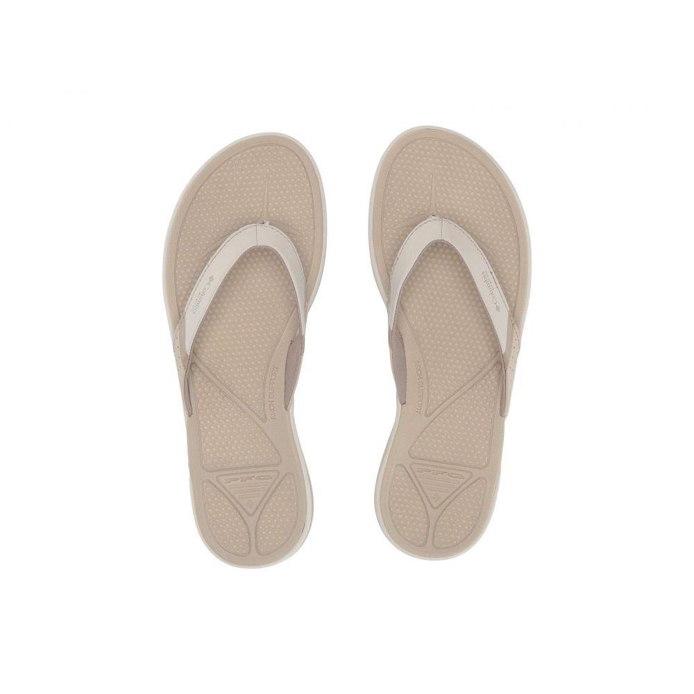 コロンビア Columbia レディース シューズ・靴 ビーチサンダル【Rostra PFG】Fawn/Oxford Tan