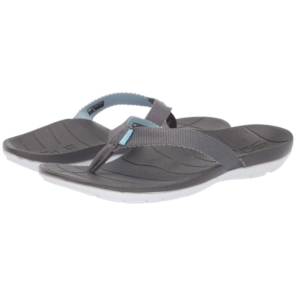 ソール SOLE レディース シューズ・靴 ビーチサンダル【Balboa Flip】Grey/Light Blue