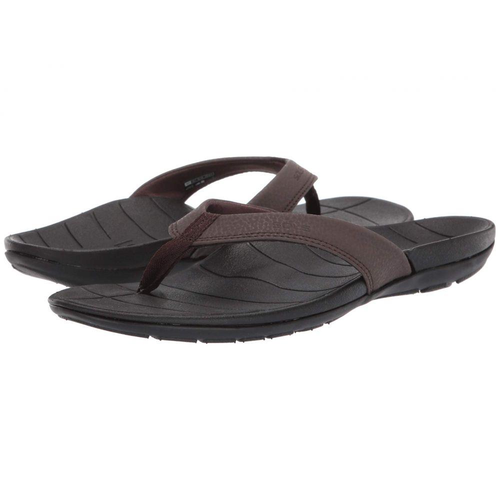 ソール SOLE レディース シューズ・靴 ビーチサンダル【Baja Flip】Dark Brown
