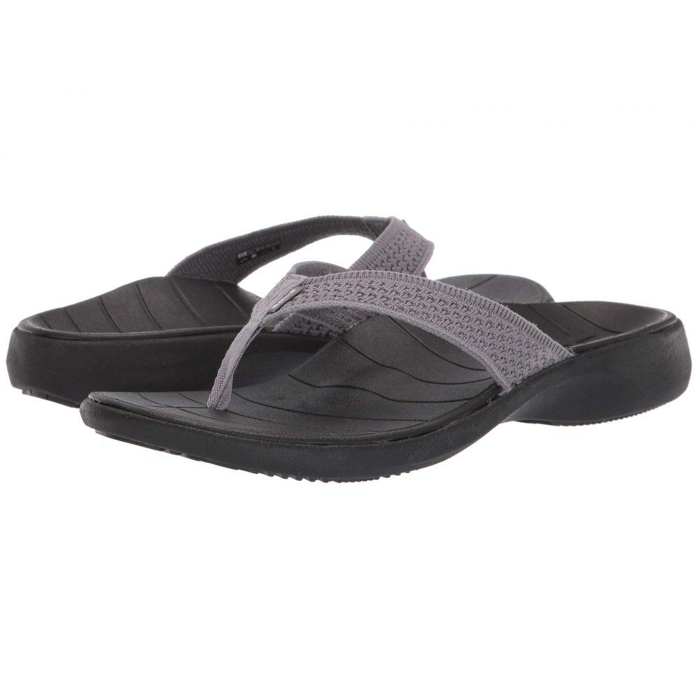 ソール SOLE レディース シューズ・靴 ビーチサンダル【Del Mar Flip】Grey