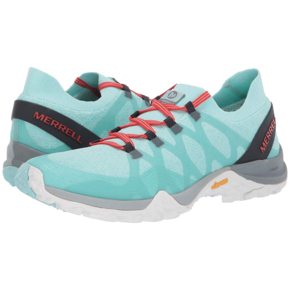 メレル Merrell レディース ハイキング・登山 シューズ・靴【Siren 3 Knit】Bleached Aqua