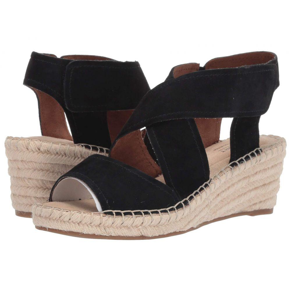 ロックポート Rockport Cobb Hill Collection レディース サンダル・ミュール シューズ・靴【Kairi X Strap】Black