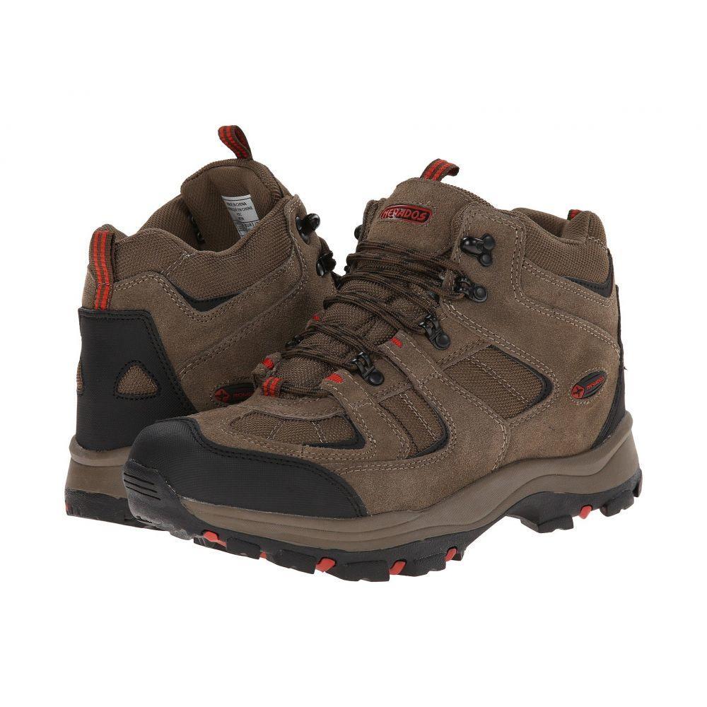 ネバドス Nevados メンズ ハイキング・登山 シューズ・靴【Boomerang II Mid】Chocolate Chip/Ginger Red