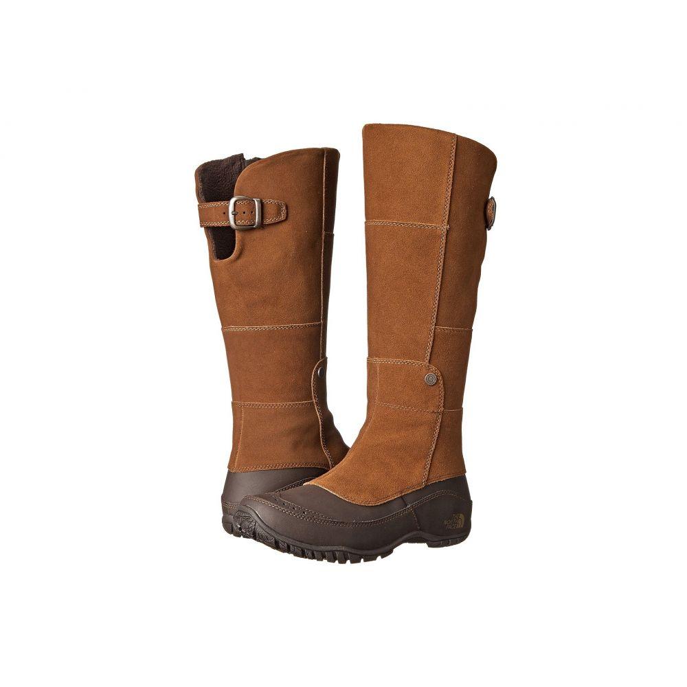 ザ ノースフェイス The North Face レディース スキー・スノーボード シューズ・靴【Anna Purna Tall】Desert Palm Brown/Ganache Brown (Prior Season)